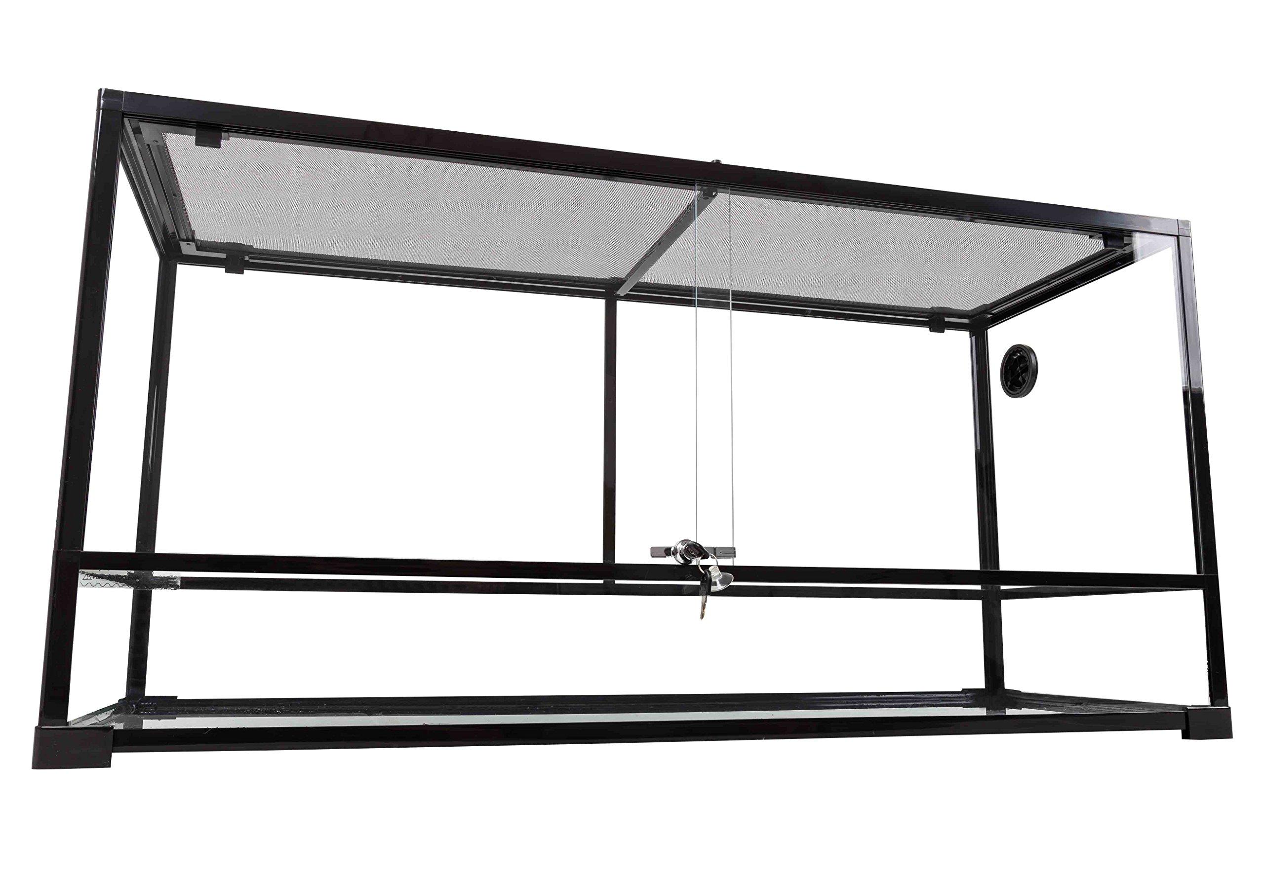 Oiibo Knock Down Glass Terrarium (Extra Large, Tall 47'' x 18'' x 24'') by Oiibo (Image #4)