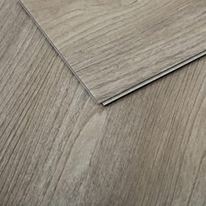 SELKIRK Vinyl Plank Flooring-Waterproof Click Lock Wood Grain-5.5mm SPC Rigid Core Tatum SK1017 Sample