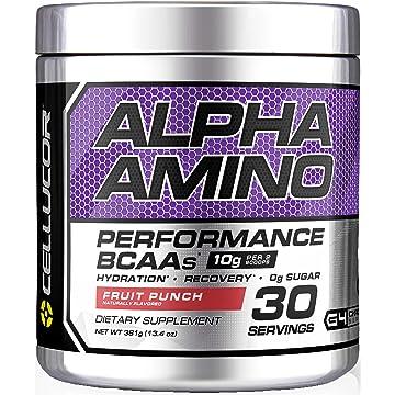 buy Cellucor Alpha Amino EAA & BCAA Recovery Powder
