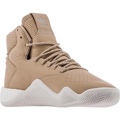 new concept 75c88 1fa58 adidas Men Tubular Instinct Boost (tan/Brown/Chalk White) Size 12