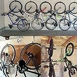 Faswin Heavy Duty Bike Storage Hooks Set, 12-Pack