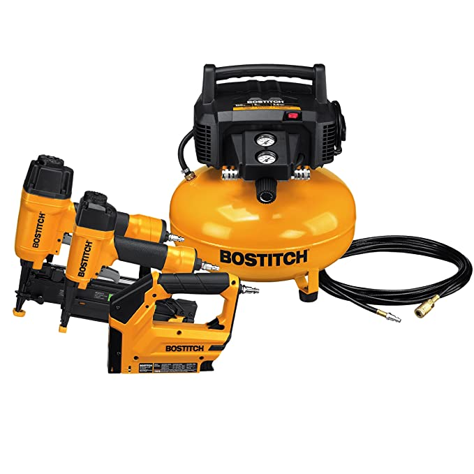 Best Air Compressor Combo Kit