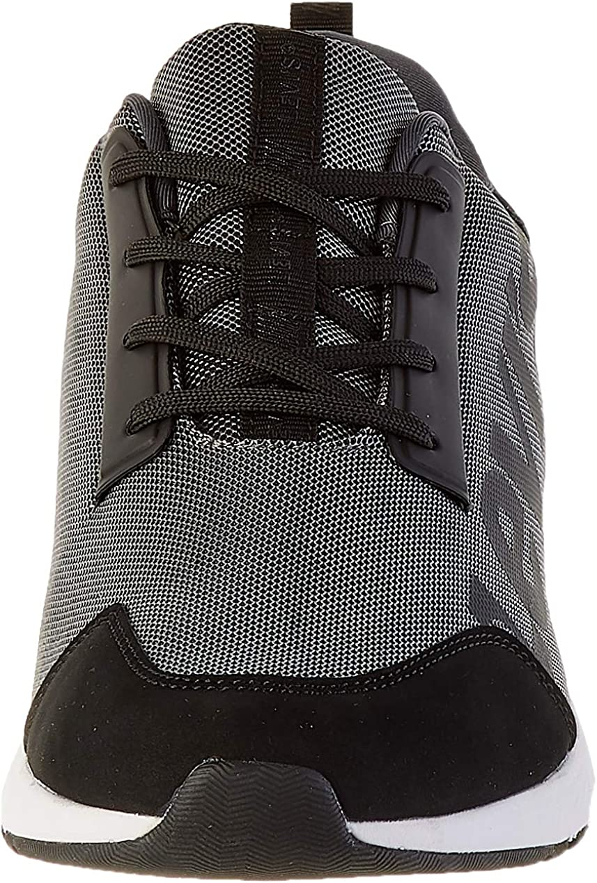 Levi's Bodie Plain, Baskets Homme Noir Regular Black 59