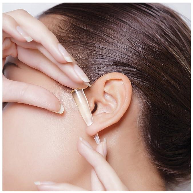 Kit de dilatadores de silicona para orejas, de 8G a 12 mm ...