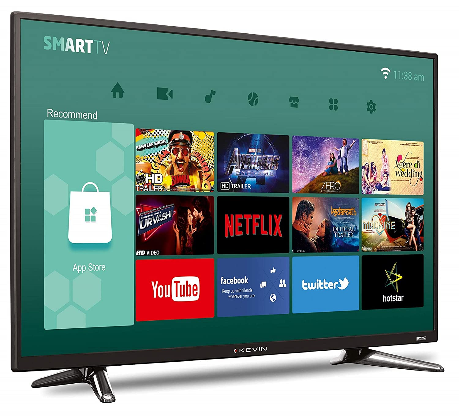 6 Best Smart TV in India 2019