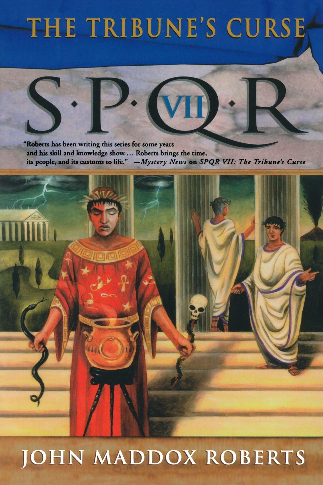 The Tribune's Curse (SPQR VII) PDF