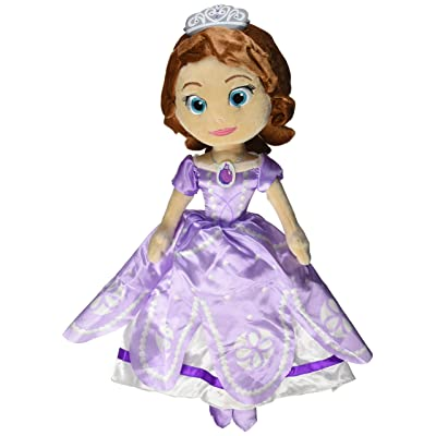 Sofia the First 18 inch Cuddle Doll: Toys & Games