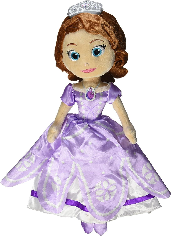Once Upon a Princess Disney Sofia the First 15/'/' Mermaid Plush