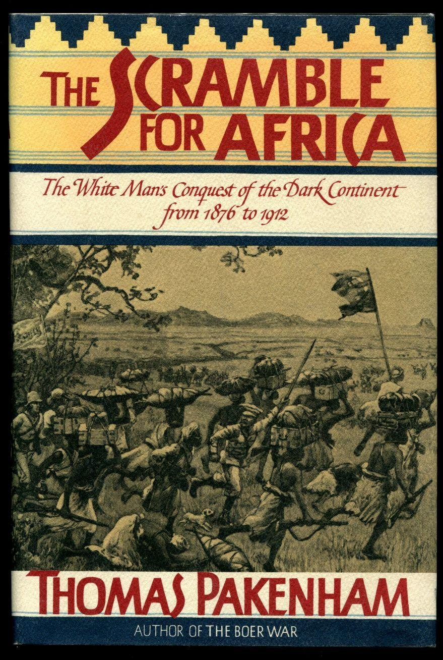 Buy The Scramble for Africa: White Man's Conquest of the Dark Continent  from 1876 to 1912 Book Online at Low Prices in India   The Scramble for  Africa: ...