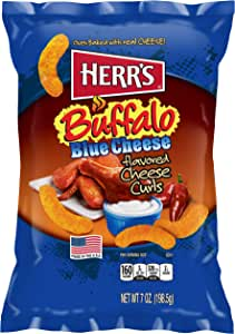 Herr's Buffalo Blue Cheese Curls, 198.5 g