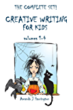Creative Writing for Kids volumes 1-4: The Complete Set!