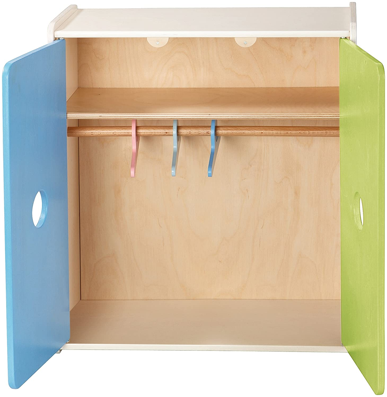 HABA 5642 Puppenschrank Pusteblume, Kleinkindspielzeug: Amazon.de ...