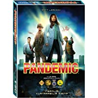 Pandemic Kutu Oyunu (Türkçe)