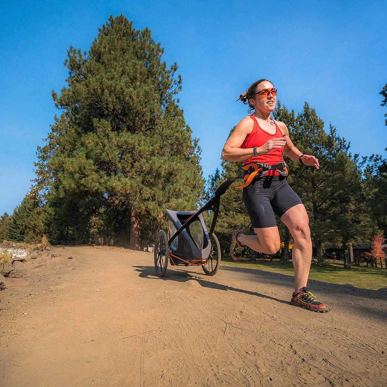 Amazon.com: KidRunner - Cochecito de running: Sports & Outdoors