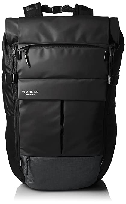 4f627abf11d Amazon.com  Timbuk2 Bruce Pack, Jet Black, One Size  Sports   Outdoors