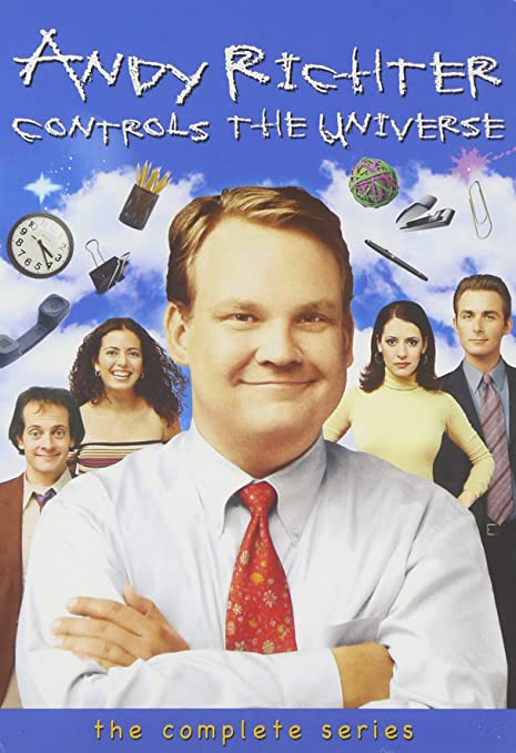 Andy Richter Controls the Universe: The Complete Series - <strong>Andy Richter</strong>