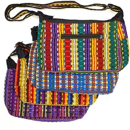 Market Bag Guatemalan Fabric Bag Tote Bag