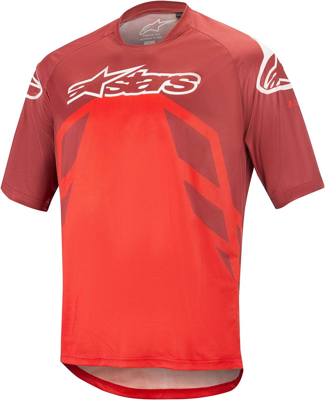 Whybee 1762919 Alpine Stars RACER V2 SS JERSEY Mens T-Shirt MTB Mountain Biking Trail
