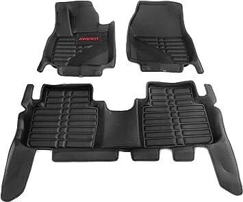 Honda Hrv 3 Dr 1999-2005 Black Tailored Floor Car Mats Carpet //Rubber