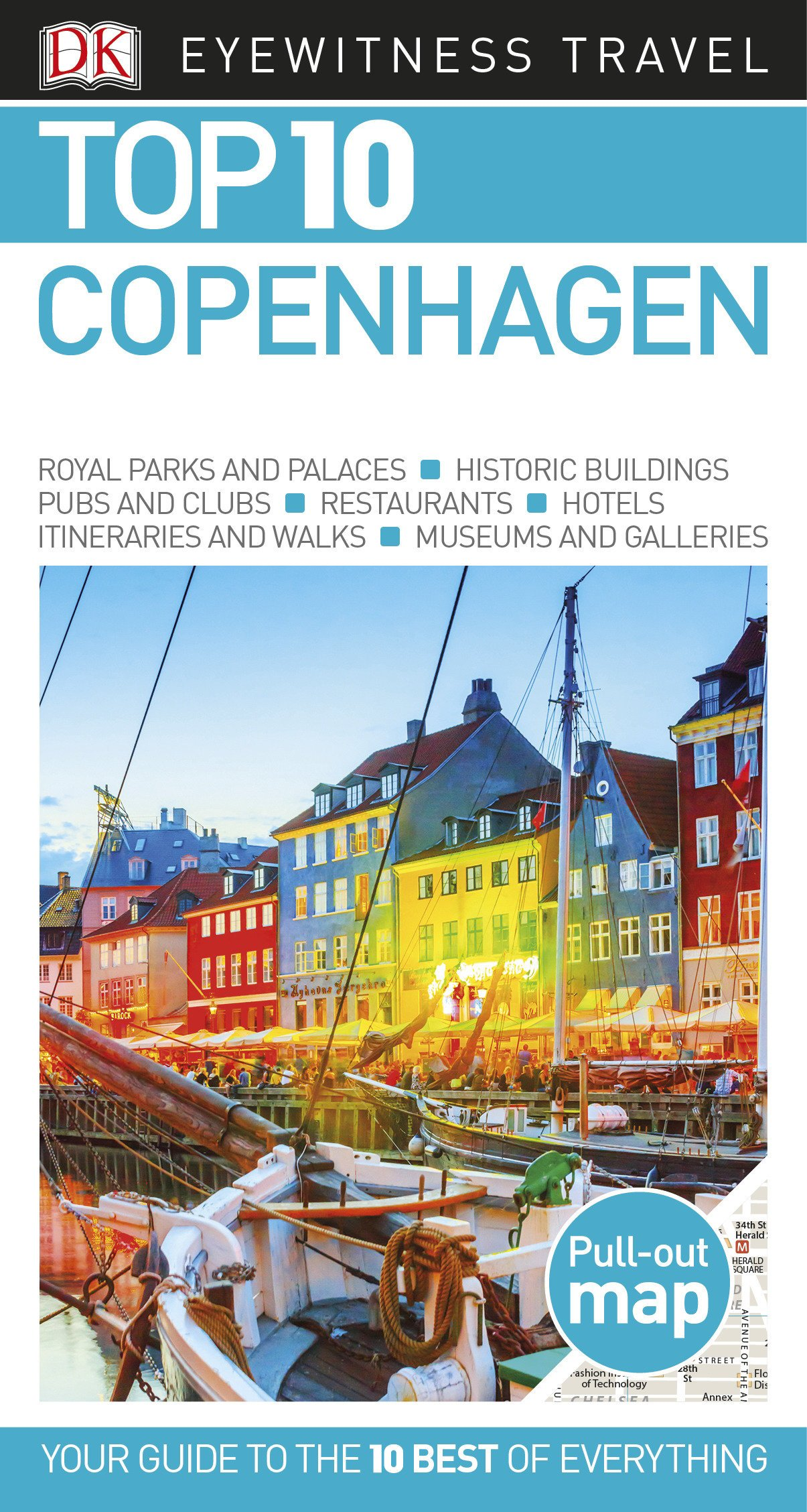 Top 10 Copenhagen (Eyewitness Top 10 Travel Guide) by DK Eyewitness Travel
