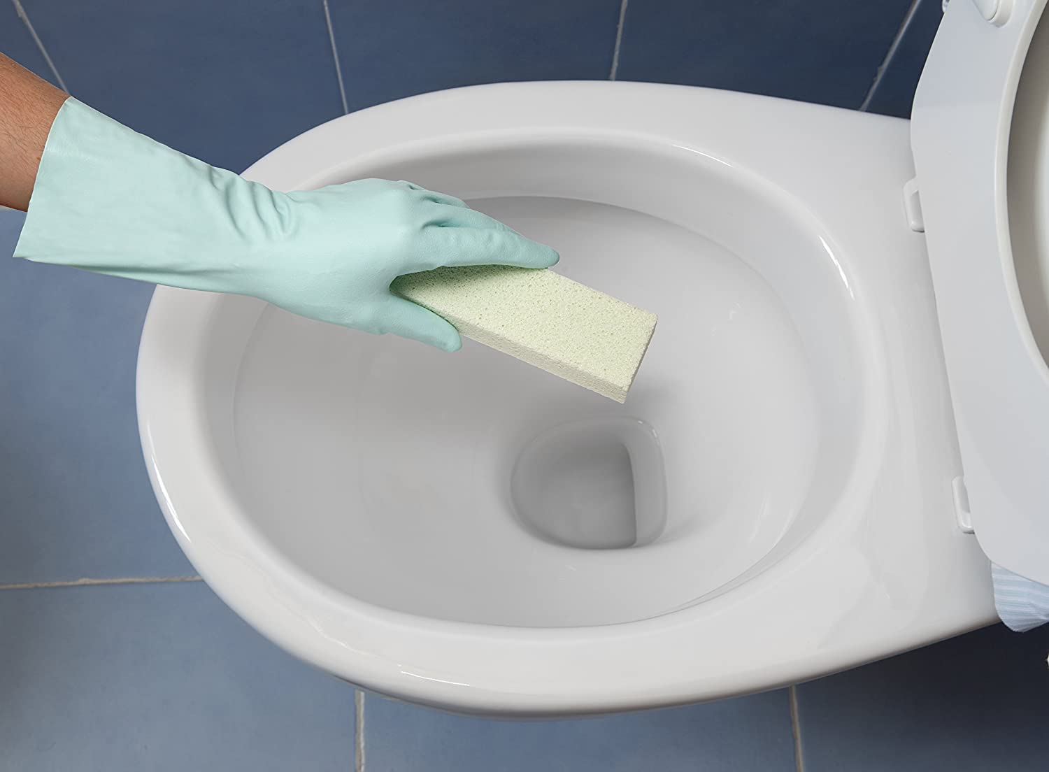 Cleaning Block 10007AF Nettoyant WC Vert