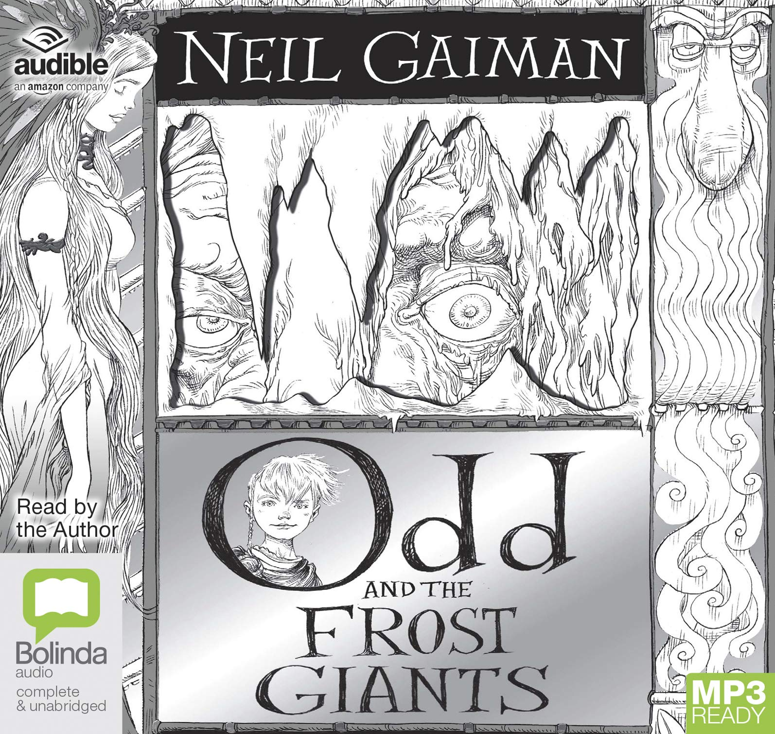 Odd and the Frost Giants: Amazon.co.uk: Gaiman, Neil, Gaiman, Neil: Books