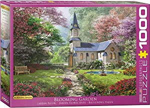 EuroGraphics Blooming Garden by Dominic Davison 1000-Piece Puzzle