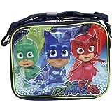 PJ MASKS Gekko Catboy Owlette Soft Lunch kit bag box