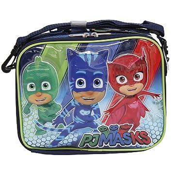 PJ máscaras Gekko Catboy Owlette suave bolsa de almuerzo Kit caja