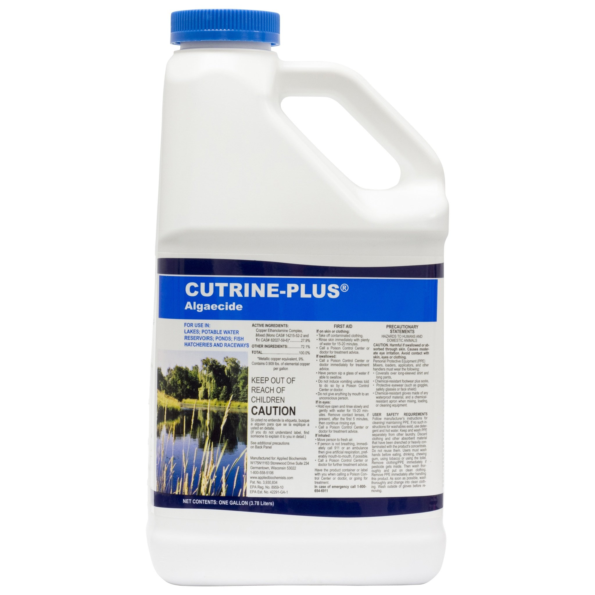 Cutrine Plus 4 Gallons abc-1003cs