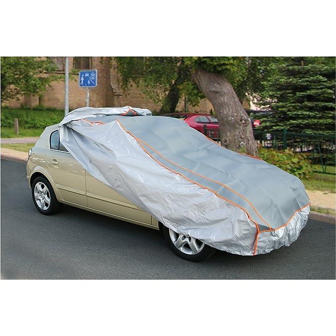 Unitec 75850 - Funda protectora contra granizo para coche (tamaño XXL): Amazon.es: Coche y moto