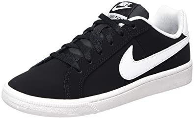 the latest 0ab47 fe87f Nike - Court Royale GS - 833535002 - Color  Black - Size  4.0