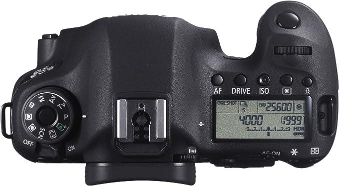Canon EOS 6D - Cámara réflex Digital de 20.2 MP (Pantalla 3.2 ...