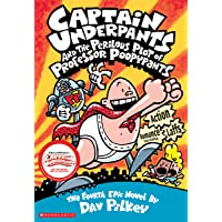 Captain Underpants and the Perilous Plot of Professor Poopypants (Captain Underpants #4)