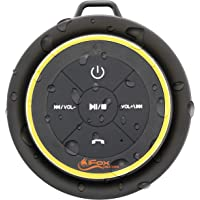 iFox iF012 Bluetooth Shower Speaker - Certified Waterproof - Wireless It Pairs Easily to All Your Bluetooth Devices…