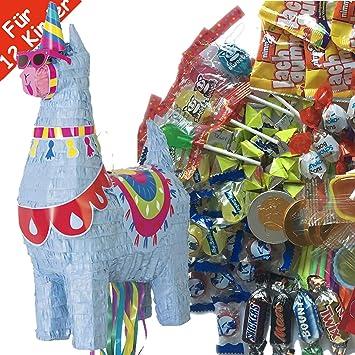 Juego de piñata con diseño de sosa Lama, con Gran Tren de ...
