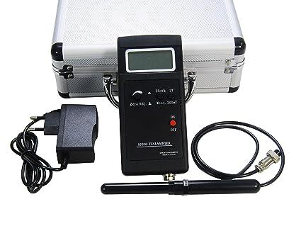 BAOSHISHAN SJ200 medidor magnético de gauss medidor de flujo de ...