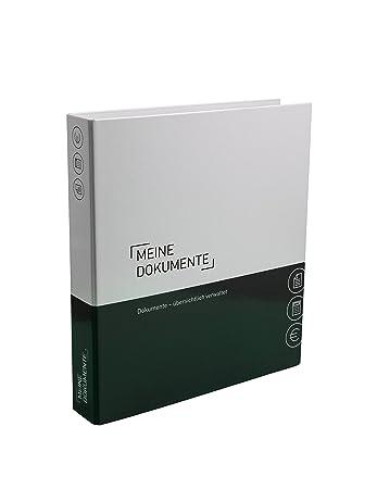 Bürobedarf ablage  Themenringbuch mit Register - Dokumente - Optimale Struktur für ...