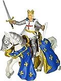 Papo - 39841 - Figurine - Saint Luis Et Son Cheval