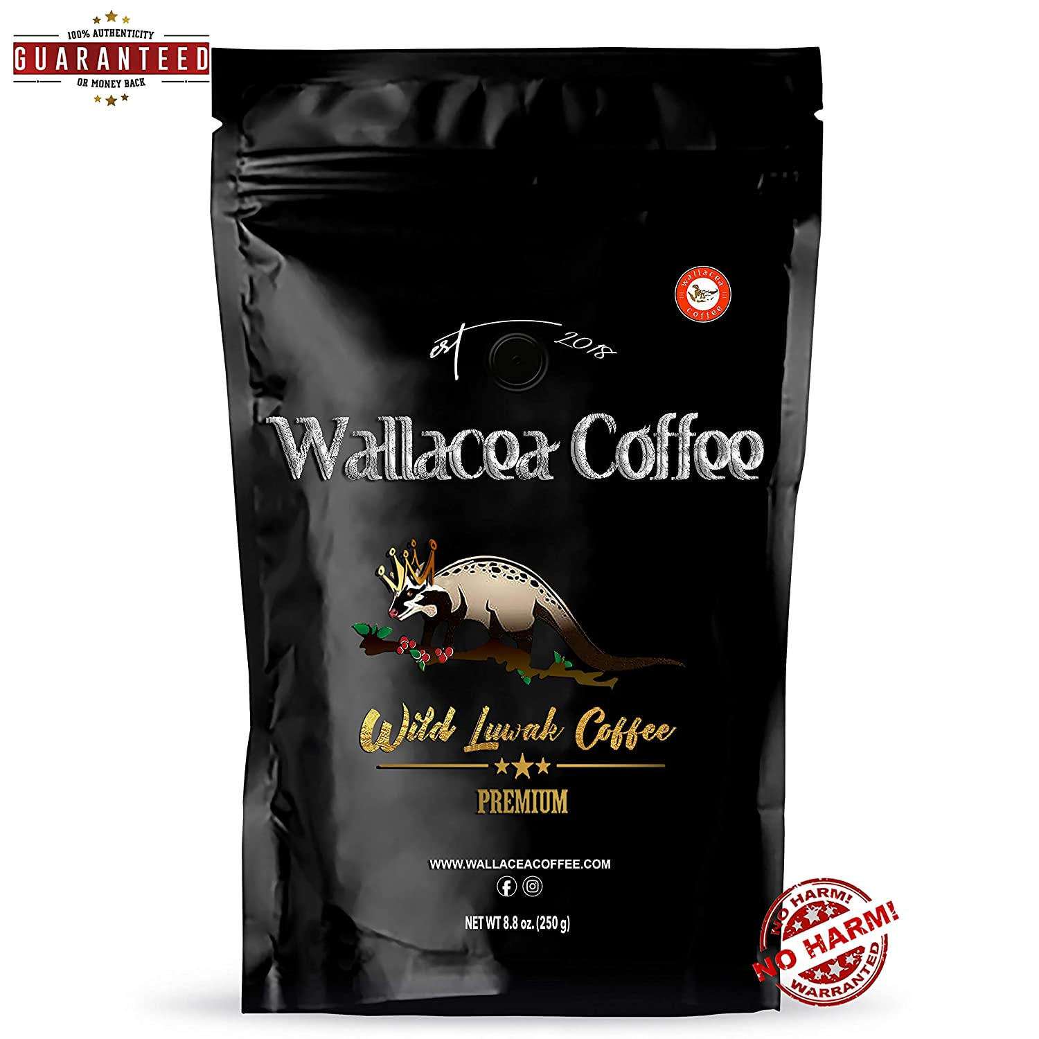 Wallacea Coffee Wild