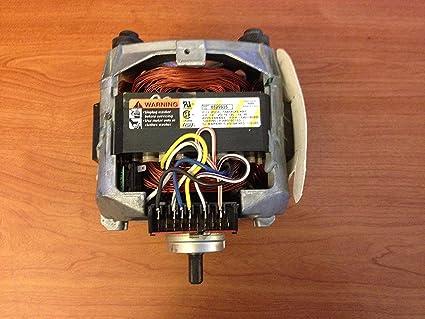 amazon com whirlpool 8529935 motor drive home improvement rh amazon com Whirlpool Profile Refrigerator Wiring Diagram Wiring Diagram for Whirlpool Double Ovens