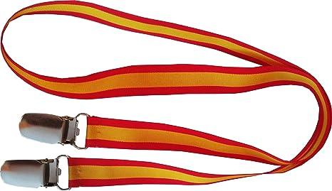 Gorra 2 Antivientos de Patr/ón de Embarcaci/ón de Recreo per Polo Bandera Espa/ña
