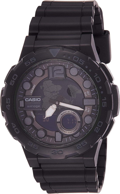 CASIO AEQ100W-1B