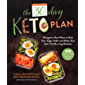 The 30-Day Keto Plan: Ketogenic Meal Plans to Kick Your Sugar Habit and Make Your Gut a Fat-Burning Machine