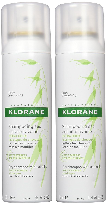 Klorane suave seco champú con avena leche 150 ml: Amazon.es: Farmacia 4 Estaciones