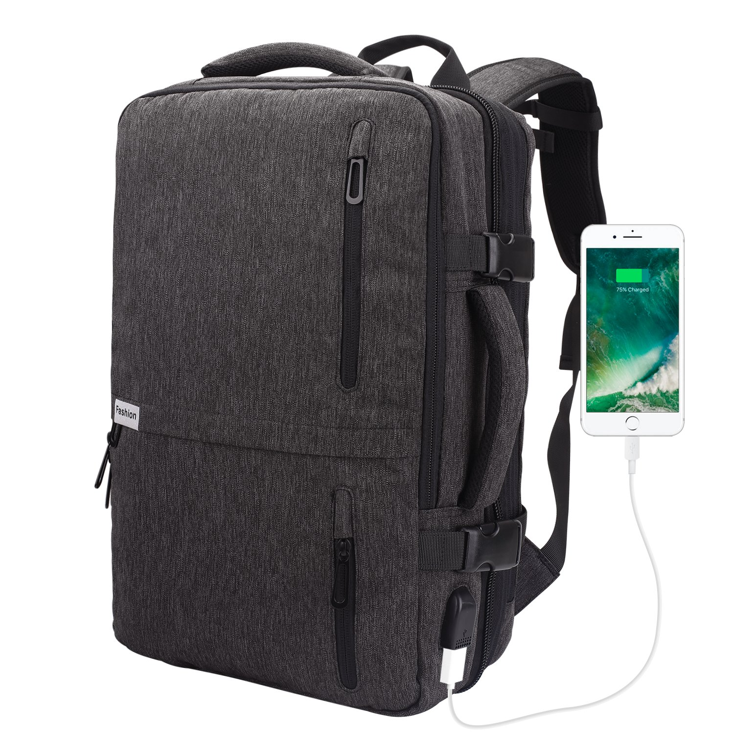 Lifeasy Expandable Travel Backpack