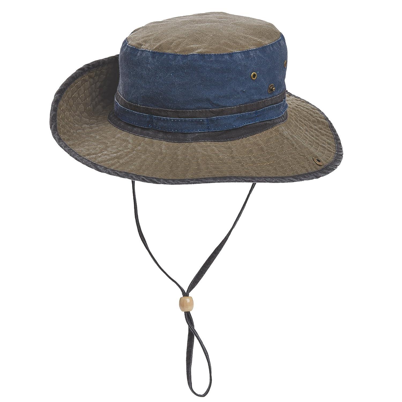 Dorfman Pacific Chapeau Anti-UV pour Homme