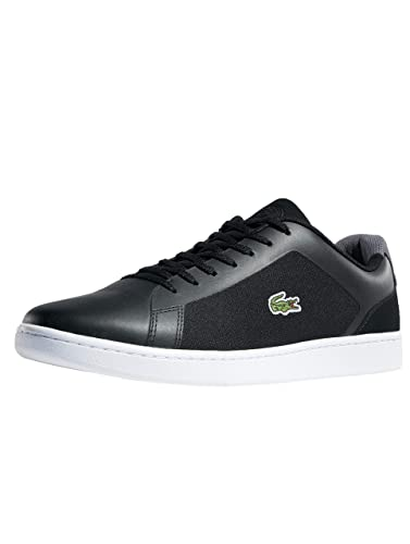 ff807ca11 Lacoste Mens Endliner 318 Trainers in White Navy  Amazon.co.uk ...