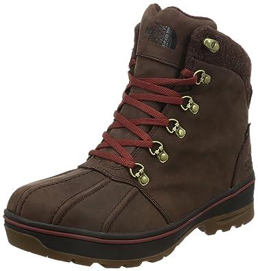 4763fecd4 Amazon.com   The North Face Men's Ballard Duck Boot Butter Rum Brown ...