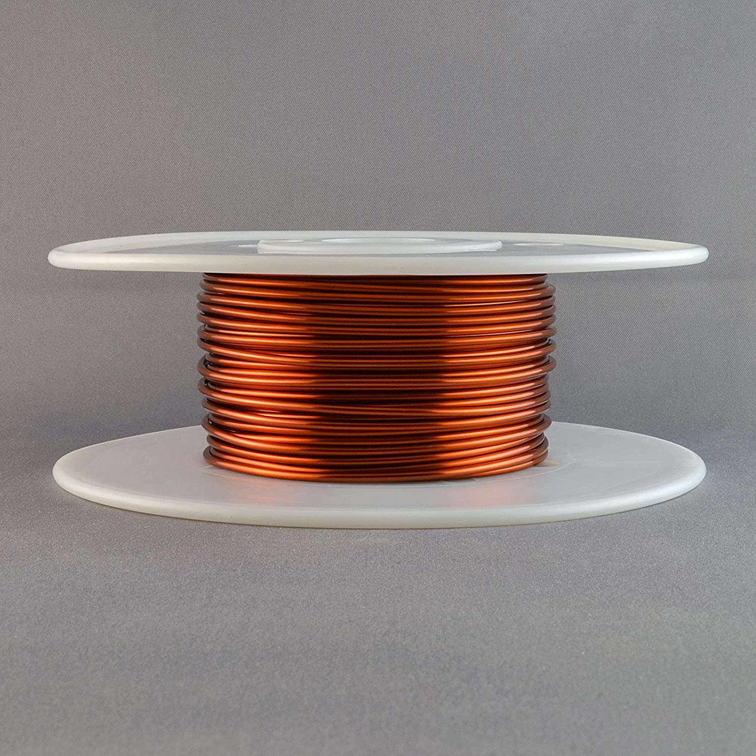 Magnet Wire 14 Gauge AWG Enameled Copper 80 Feet Coil Winding ...